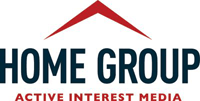 Home Group, Active Interest Media logo.