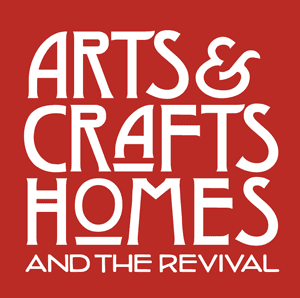 Arts & Crafts Homes And The Revival logo.
