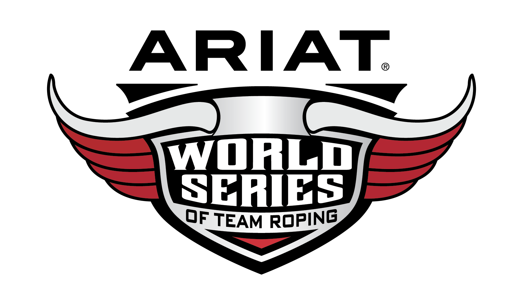 Ariat World Series of Team Roping logo