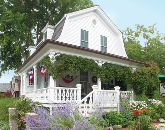 Carol Delaney Garden, Rockport, MA