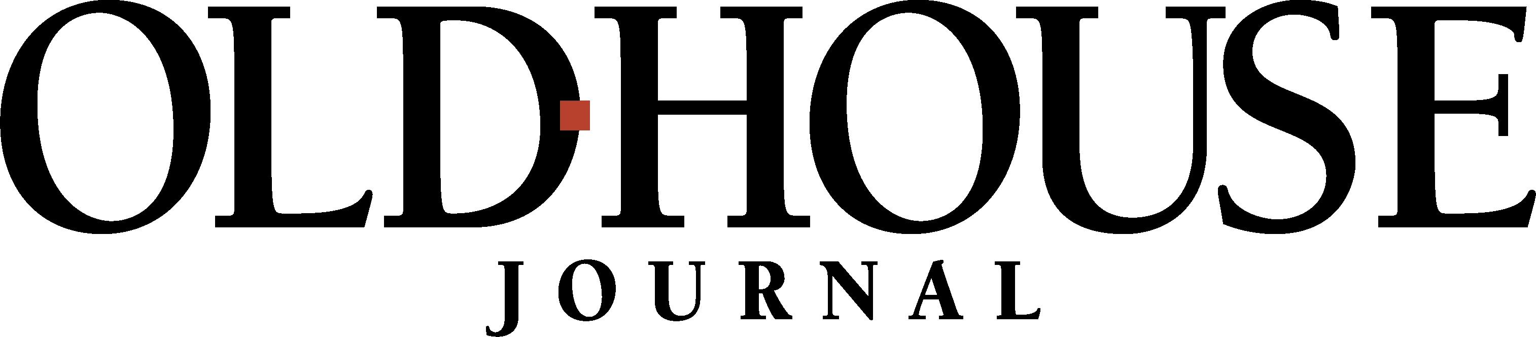Old House Journal logo.