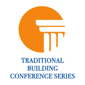 Traditional Building Conference Series logo.