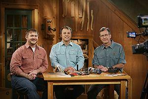 Woodsmith Shop TV