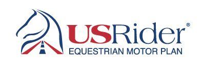 US Rider Equestrian Motor Plan logo