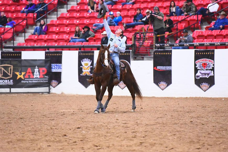 World's Richest Team Roping Competition Header Image