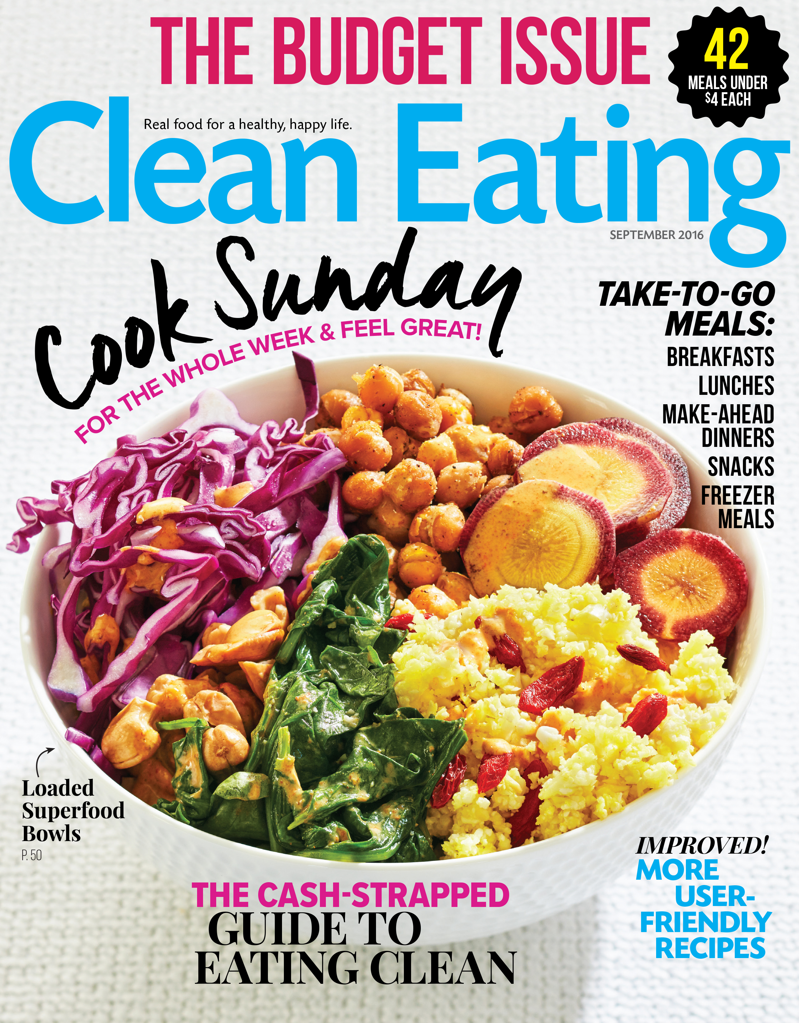 Cover CleanEats62