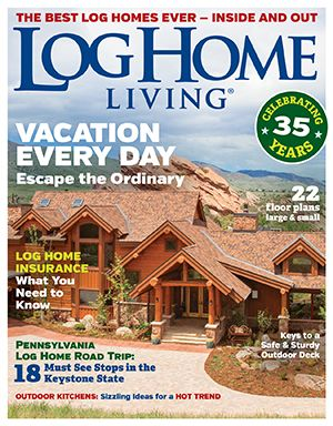 Home And Living Magazine log home living magazine active interest media