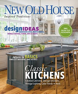 New Old House Magazine Cover 2018