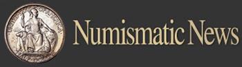Numismatic News logo.