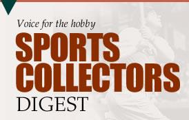 Sports Collectors Digest logo.