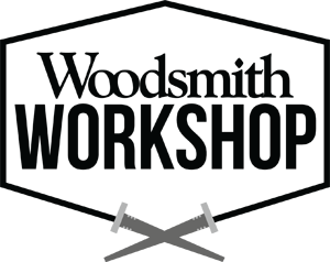 Woodsmith Workshop logo.