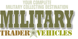 Military Trader Vehicles logo.