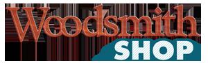 Woodsmith Shop logo.